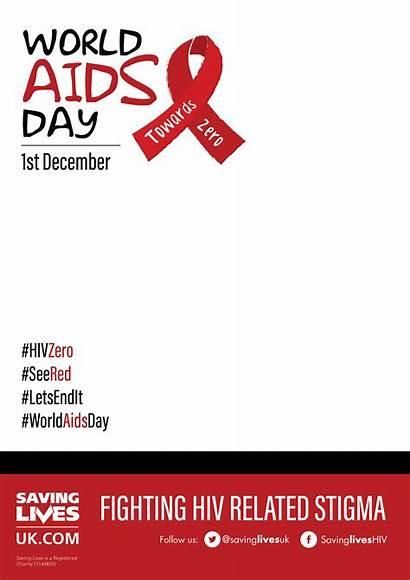 Aids Hiv Poster Lives Saving Social Savinglivesuk