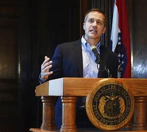 Missouri Gov. E... Political Donors Charged