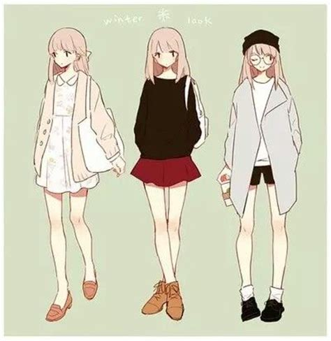 25+ best Anime outfits ideas on Pinterest