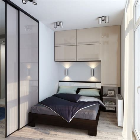 adorable fully functional small bedroom design ideas