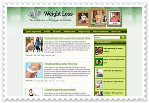 weight loss free xml template download blogger template With free xml templates for blogger