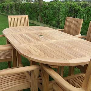 Teak Outdoor Dining Table Oval Home Ideas Collection