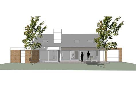 60er Jahre Haus by Umbau 70er Jahre Haus In Rheda Manges Architekten Bda
