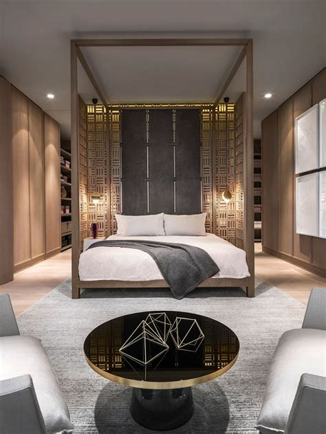 chambre comtemporaine 35 gorgeous bedroom designs with gold accents