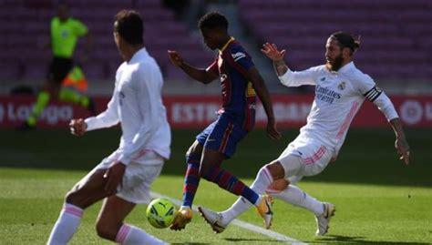 Barcelona vs. Real Madrid (3-1): video de goles ...