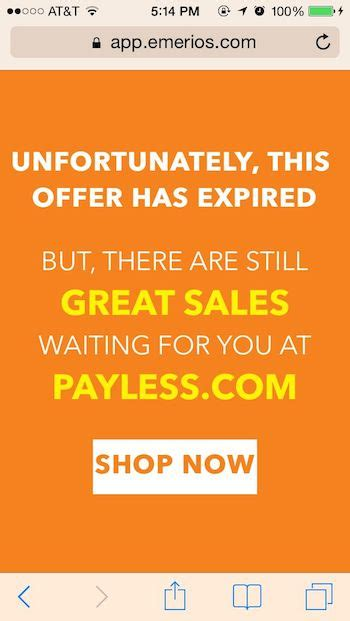 ls plus coupons 50 off payless text coupons low heel sandals