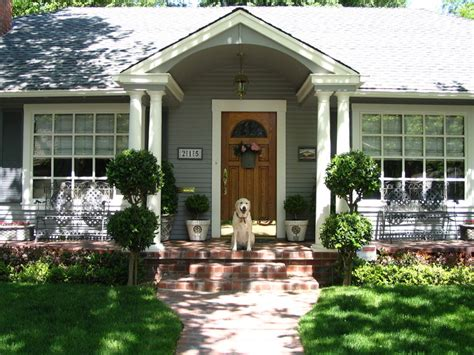 Front Door And Porch Ideas by Traditional Porch Designs And Ideas Inspirationseek