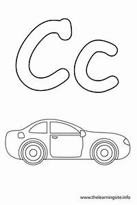 Alphabet flash cards coloring pages download and print for for Flashcards