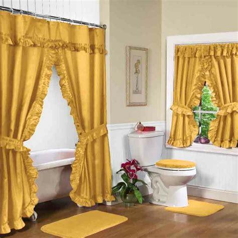 d 233 coration rideaux salle de bain