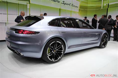 2019 Porsche Panamera Sport Turismo Concept  Car Photos
