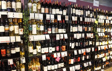 craft beer wine mead selection country style market