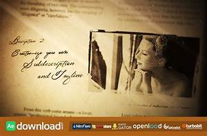 wedding album videohive template free after effects With how to get free videohive templates