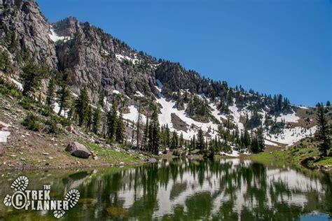 High Creek Lake And Canyon