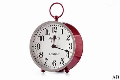 Telling Clocks Alarm Furnishings Architecturaldigest
