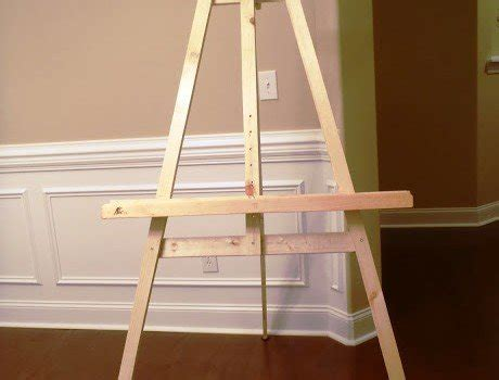artists easel woodwork city  woodworking plans