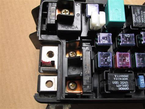 fuse box in honda accord find image