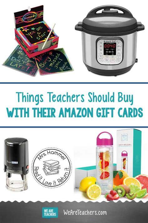 cards gift weareteachers teachers things should spending hear deals come