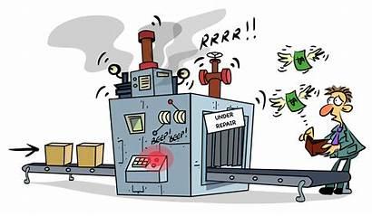 Maintenance Reactive Preventive Down Breaking Predictive Machine