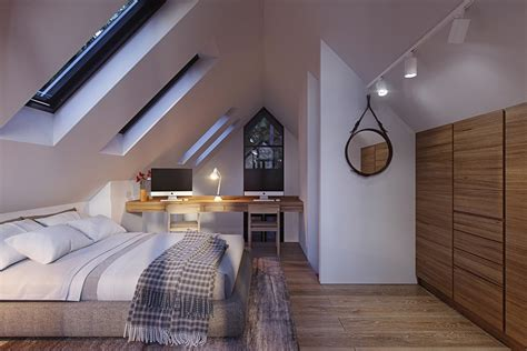 fabulous apartment designs  lofted bedrooms