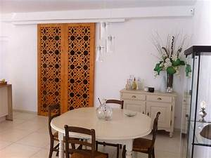 Claustra Decoratif Interieur : d corez votre int rieur avec un claustra en bois ~ Teatrodelosmanantiales.com Idées de Décoration