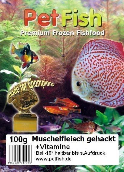 Muschelfleisch Gehackt  Premium Frozen Fishfoot