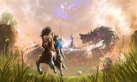 The Legend Of Zelda Art HD Games 4k Wallpapers Images