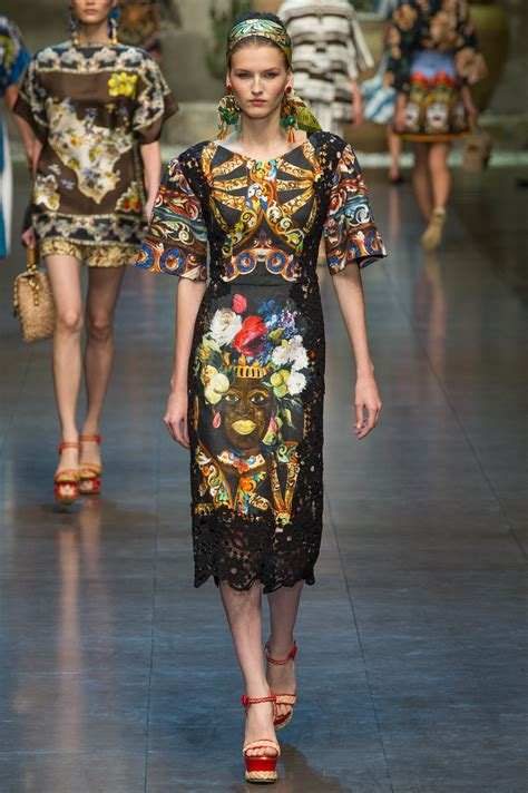 dolce und gabbana ohrringe frockage dolce gabbana 2013 rtw collection