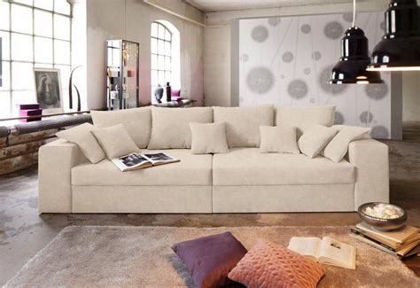 big sofa wahlweise  xl oder xxl  kaufen otto