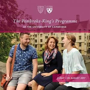 Pembroke king's programme 2017 brochure by Pembroke ...