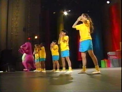 We Are Barney And The Backyard Gang-barney Wiki