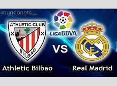 La Liga Real Madrid VS at bILBAO