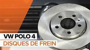 Plaquette De Frein Et Disque : changer disques de frein avant et plaquettes de frein vw polo tutoriel hd youtube ~ Medecine-chirurgie-esthetiques.com Avis de Voitures