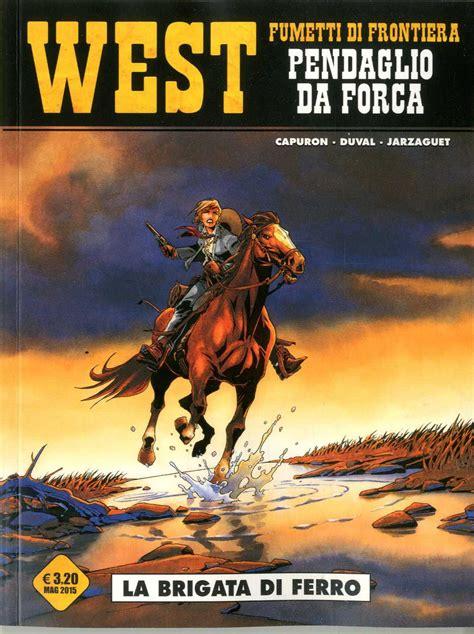 libreria cosmo west fumetti di frontiera n 22 pendaglio da forca 1 m2