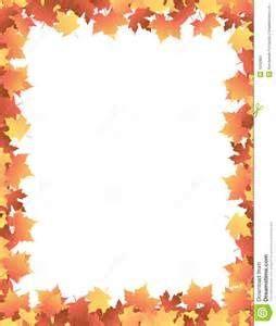 fall  printable paper borders bing images fall