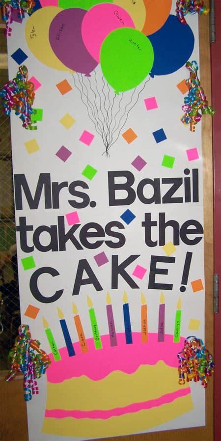 teacher appreciation door decorations skip   lou