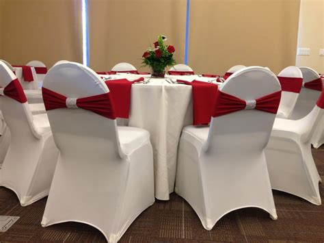 luxurious white bridal folding chair covers spandex with