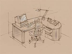 "【Office素描壁纸】高清 ""Office素描壁纸""第3张 太平洋电脑网壁纸库"