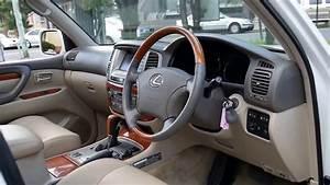 Lexus Lx470 Interior