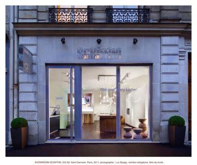 showroom cuisine decoración de la casa showroom schiffini muestra modernas cocinas en parís