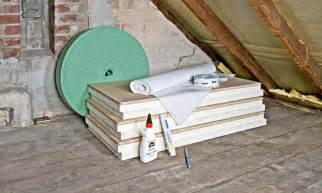 dachboden dämmen anleitung dachbodend 228 mmung selbst de