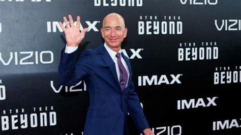 Jeff Bezos becomes world's richest man after Amazon stocks ...