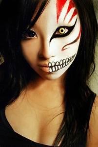 Maquillage D Halloween Pour Fille : toutes les id es pour votre maquillage halloween ~ Melissatoandfro.com Idées de Décoration