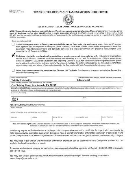 cook county tax exemption forms tax exemption form