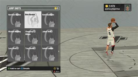 jumpshot nba 2k19 animation 2k jump shots gamepretty change