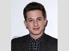 Charlie Puth delighted with backstage dog rider gift