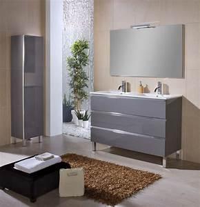meuble salle de bain design collection marbella promotion With meuble salle de bain design promo