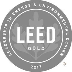 Leed Gold Certification Awarded By Usgbc To 2 Hilton