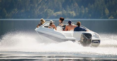 Speed Boat Glasgow by This Speedboat Pub Tour Around Loch Lomond Could Be The