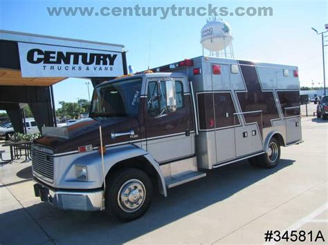 Freightliner Ambulance For Sale Used Trucks On Buysellsearch