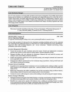 resume distribution resume cv template examples With dynamic resume